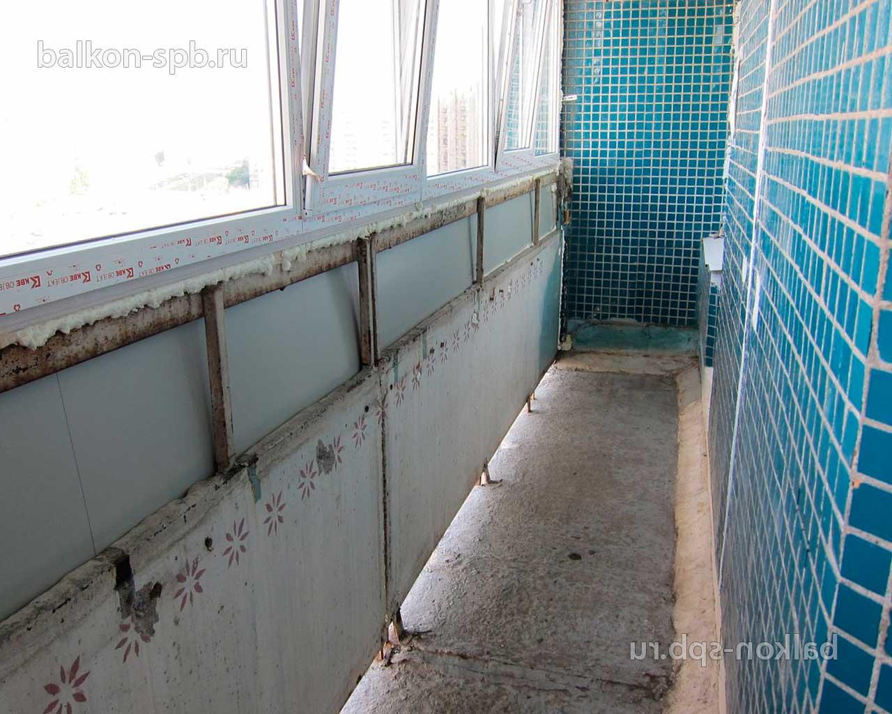 Балкон 137 серия: технические особенности, удобство пользова.