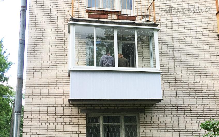 Остекление балконов и лоджий Цены в Краснодаре