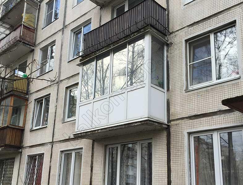 Балкон в хрущевке 13 фото.