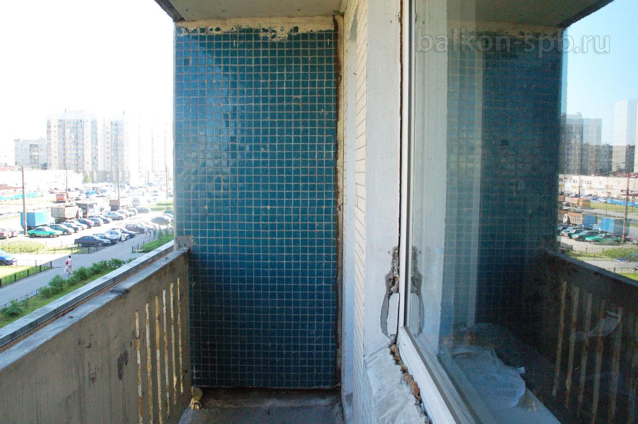 Отделка балкона без остекления - только ремонт своими руками.