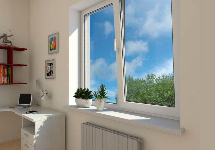 Вставить пластиковые окна