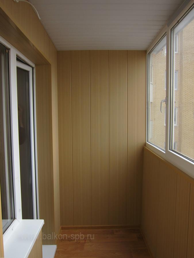 Остекление балкона серия ii 57..