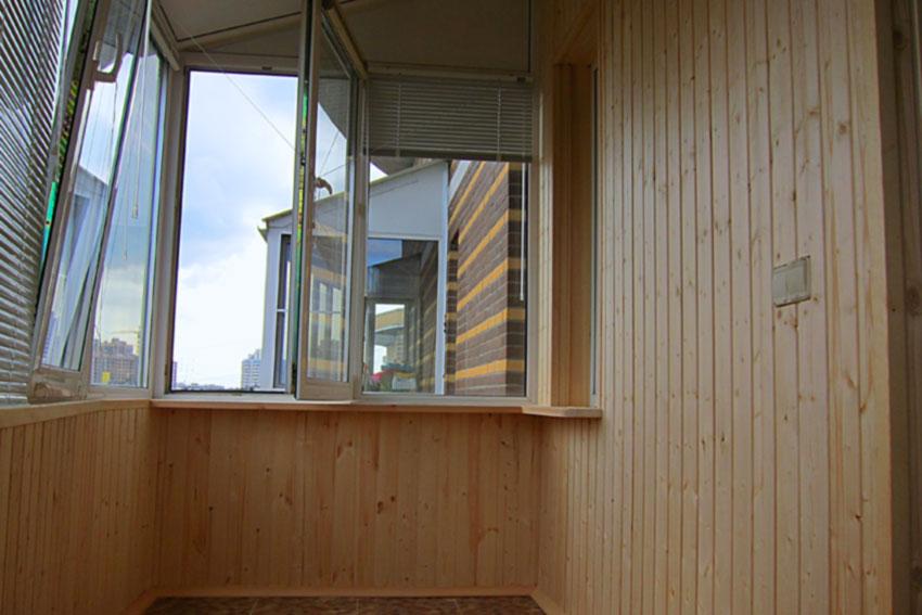 Обшивка балконов в Челябинске / купить, узнать цену на сайте.
