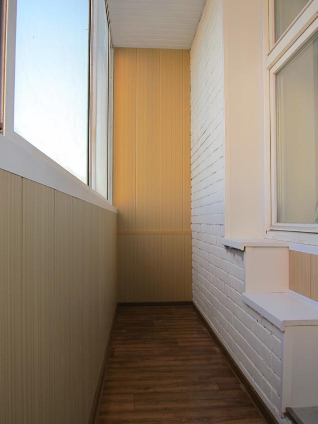 Как своими руками отделать балкон изнутри фото фото 638