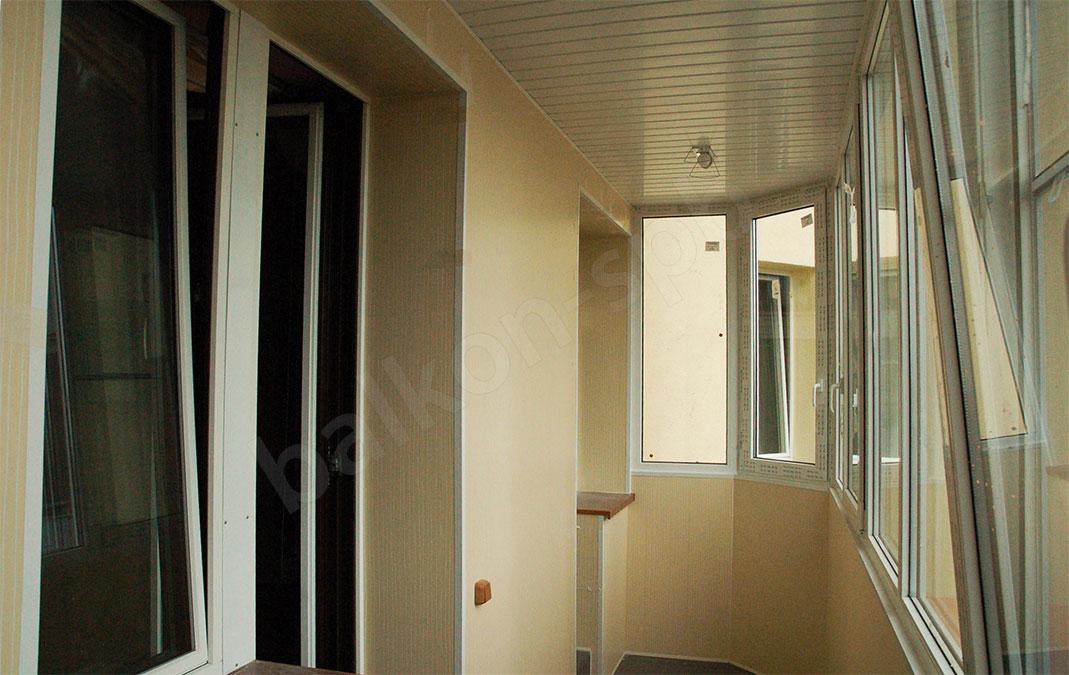Pvc Laminaat Gamma : Отделка балконов ламинированными пластиковыми панелями Олимпия