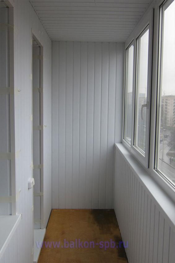 Лоджии и балконы winart, спб.